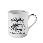 Sisters In Spirit Coffee Mug 16 Oz by Children of the Inner Light from Enesco
