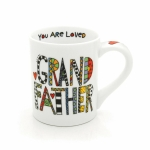 Cuppa Doodle Grandfather Coffee Mug 16 Oz by Our Name Is Mud from Enesco