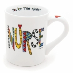 Cuppa Doodle Patients Nurse Coffee Mug 16 Oz by Our Name Is Mud from Enesco
