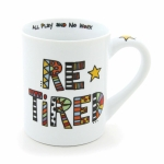 Cuppa Doodle Retired Coffee Mug 16 Oz by Our Name Is Mud from Enesco