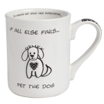 Dog Lover Coffee Mug 16 Oz by Children of the Inner Light from Enesco