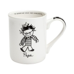 Papa Coffee Mug 16 Oz by Children of the Inner Light from Enesco