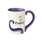 Lets Get Kraken Coffee Mug (Cup) 16 Oz by Our Name Is Mud from Enesco