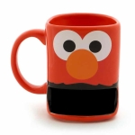 Sesame Street Elmo Cookie Dunk Coffee Mug 10 Oz by Our Name is Mud from Enesco