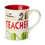 Teacher Coffee Mug 16 Oz by Our Name Is Mud from Enesco