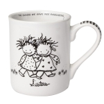 Sisters Coffee Mug 16 Oz by Children of the Inner Light from Enesco