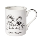 Mom (From Daughter) Coffee Mug 16 Oz by Children of the Inner Light from Enesco