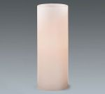 White LED Unscented Pillar Candle 8 Inch (Battery Operated) from Burton & Burton