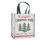 Kringle's Christmas Trees Daily Tote Bag from Burton & Burton