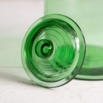 Green Glass Lid For Hungarian Pickle Jars from CTW Home Collection