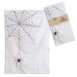 Spider Web Cotton Kitchen Dish Tea Towel 20x28 from CTW Home Collection