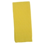 Snapdragon Yellow Waffle Cotton Dish Towel 18x28 from Design Imports