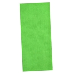 Fresh Green Waffle Cotton Dish Towel 18x28 from Design Imports
