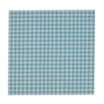 Baja & White Houndstooth Table Placemat 14 Inch from Design Imports