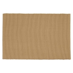 Vanilla Cotton Table Placemat 13x19 from Design Imports