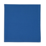 Riviera Blue Cotton Table Napkin 20x20 from Design Imports