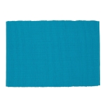 Turquoise Cotton Table Placemat 19x19  from Design Imports