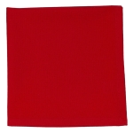 Tango Red Cotton Table Napkin 20x20 from Design Imports