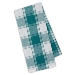 North Sea Picnic Plaid Cotton Dish Towel 18x28 from Design Imports