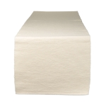 Natural Earth Tone Cotton Table Runner Cloth 13x72 from Design Imports