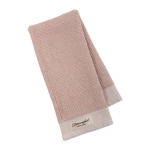 Pink Quartz Washed Waffle Cotton Dish Towel 18x28 from Design Imports