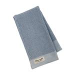 Storm Blue Washed Waffle Cotton Dish Towel 18x28 from Design Imports