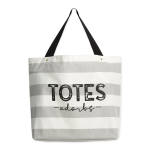 Totes Adorbs Daily Cotton Tote Bag from Design Imports