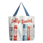 Fully Booked Cotton Tote Bag from Design Imports