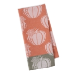 Pumpkin Patch Jacquard Cotton Kitchen Dish Towel 18x28 from Design Imports