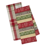 Fresh Apples Cotton Dish Towels 18x28 Set of 2 from Design Imports