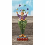 Big Top Circus Juggling Jester Figurine 9.5 Inch by Jim Shore Heartwood Creek from Enesco