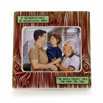 3 Generations OF Exceptional Men Photo Picture Frame (Holds 4x5 Photo) by Our Name Is Mud from Enesco