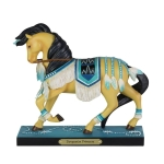 Turquoise Princess Horse Figurine 7 Inch by Trail of Painted Ponies from Enesco