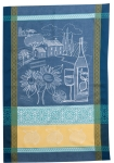 Tuscan Sun Cotton Jacquard Kitchen Dish Tea Towel 20x30 from Kay Dee Designs