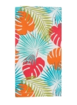 Exotic Breeze Tropical Leaves Print Cotton Table Napkin 20x20 from Kay Dee Designs