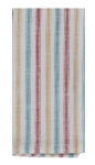 Country Fresh Striped Cotton Cloth Table Napkin 20x20 from Kay Dee Designs