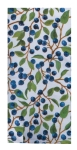 Lakeside Retreat Blueberries Print Design Cotton Kitchen Dual Purpose Dish Terry Towel 16x26  from Kay Dee Designs