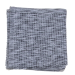 Set of 3 Onyx Waffle Weave Kitchen Dishcloth Set from Kay Dee Designs