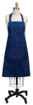 Twilight Solid Cotton Chef's Apron 26x34 from Kay Dee Designs