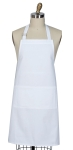White Cotton Apron 26x34 from Kay Dee Designs