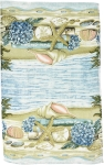 Stories Of The Sea Cotton Dish Kitchen Terry Towel from Kay Dee Designs