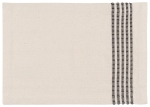 Avenue Woven Natural Tones Striped Cotton Table Placemat (13 Inch x 19 Inch) from Now Designs