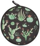 Cactus Print Design Cotton Tortilla Warmer 11 Inch from Now Designs