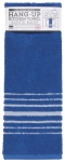 Royal Blue Hang-Up Hand Towel Dish Towel 19x7 from Now Designs