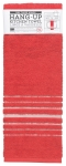 Red Hang-Up Cotton Hand Towel Dish Towel 19x7 from Now Designs