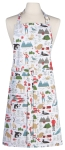 True North Canada Themed Cotton Kitchen Apron from Now Designs
