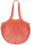 Coral Le Marché Cotton Net Grocery Shopping Bag from Now Designs