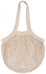 Natural Color French Inspired Le Marché Cotton Net Grocery Shopping Bag from Now Designs