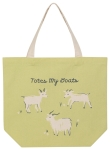 Totes My Goats Cotton Tote Bag from Now Designs
