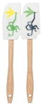 Wild Bunch Monkey Themed Mini Spatulas Set of 2 from Now Designs